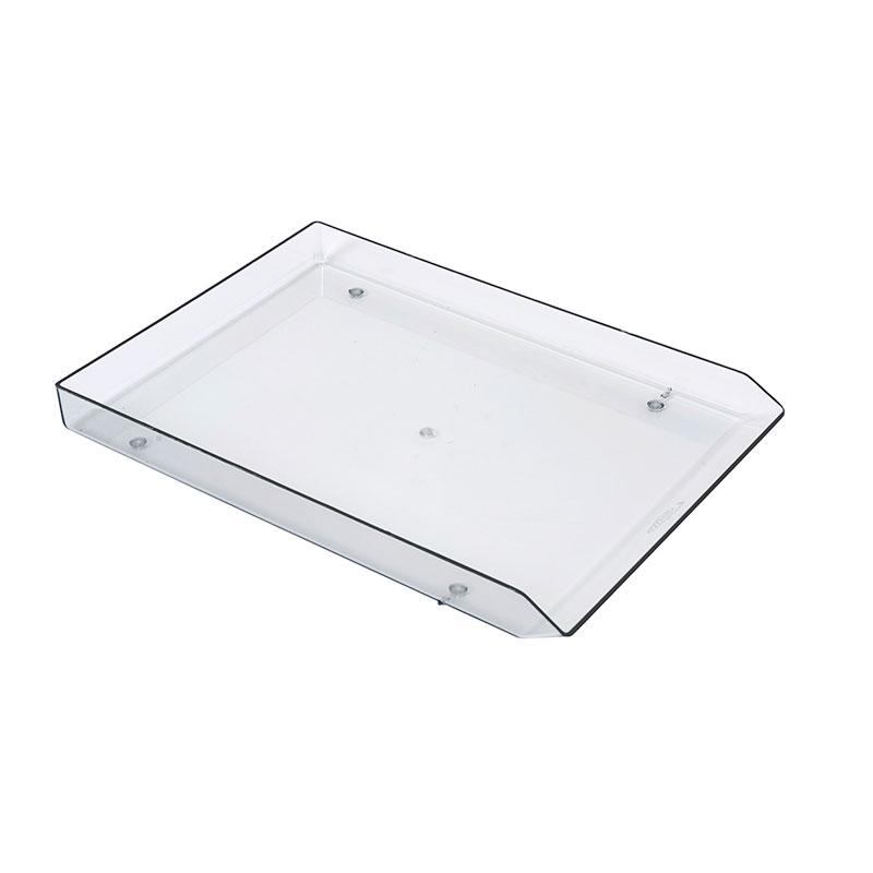 Caixa de correspondência simples CCM cristal