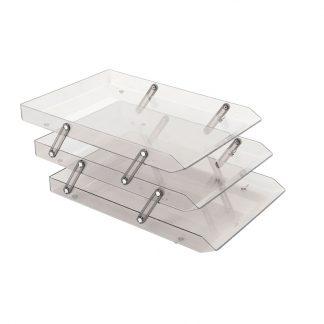 Caixa de correspondência tripla CCM Cristal