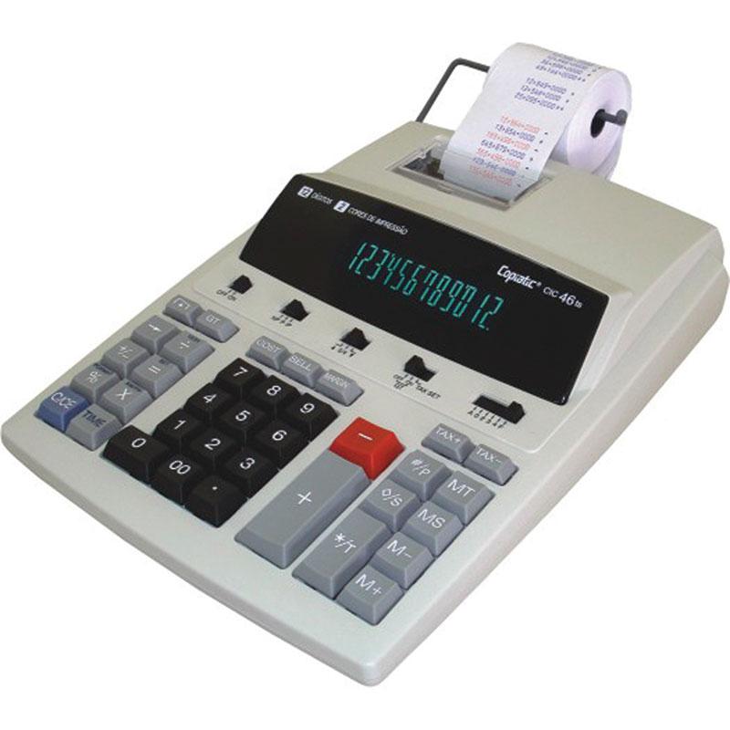 Calculadora Copiatic CIC 46 TS