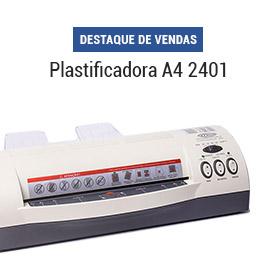 Plastificadora A4 2401