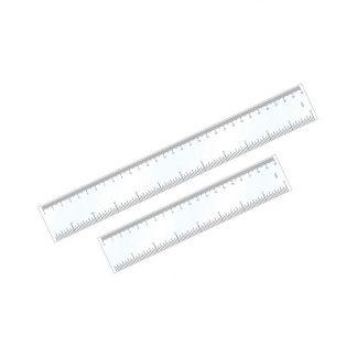 Régua 30cm e 20cm (PVC)