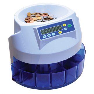 Separador e contador de moedas CS 885